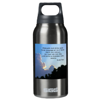 Clearer View Insulated Water Bottle