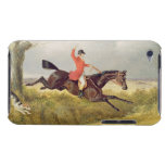 Clearing a Ditch, 1839 (oil on panel) iPod Touch Cover