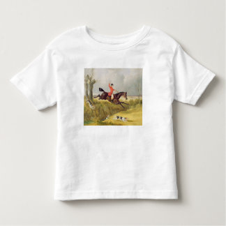 Clearing a Ditch, 1839 (oil on panel) Toddler T-shirt