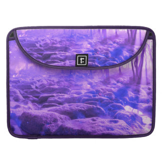 Clearing in the Forest MacBook Pro Sleeve