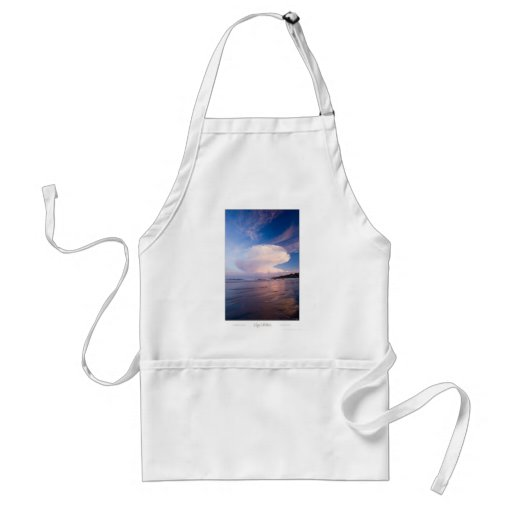 Clearing Skies Apron