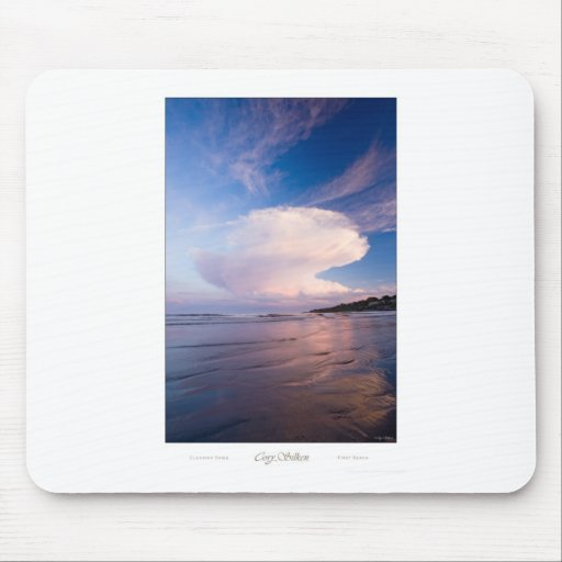 Clearing Skies Mouse Pad