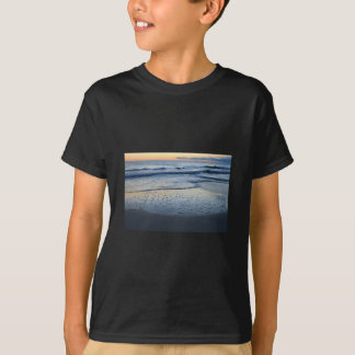 clearing storm at the beach T-Shirt
