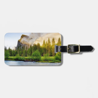 Clearing Storm Travel Bag Tag
