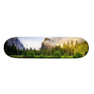 Clearing Storm Skateboard