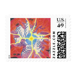Clearing the Realm Small Postage Stamps