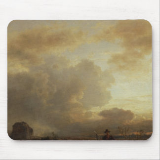 Clearing Thunderstorm in the Countryside, 1857 Mouse Pad