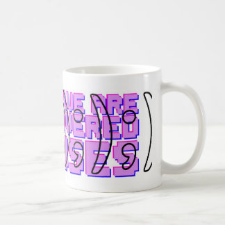 Clearly We're Undiscovered Geniuses Coffee Mug