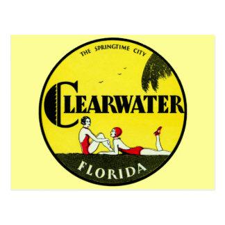 Clearwater 1925 la Florida Postal