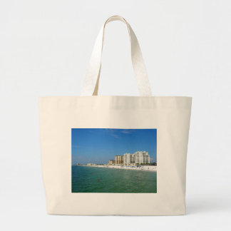 Clearwater Beach Canvas Bags