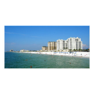 Clearwater Beach Card