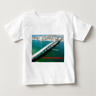 CLEARWATER BEACH FLORIDA BABY T-Shirt