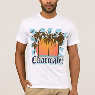 Clearwater Beach Florida FLA T-Shirt