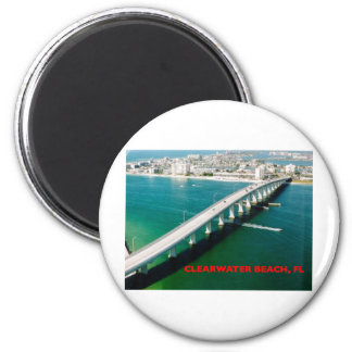 CLEARWATER BEACH FLORIDA MAGNET