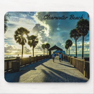 Clearwater Beach, Florida Mouse Pad