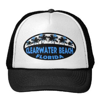 Clearwater Beach Florida palms Trucker Hat