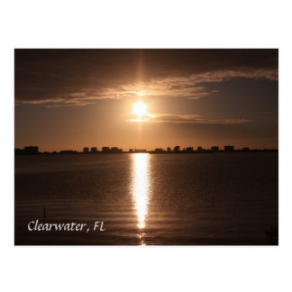 Clearwater Beach, Florida Postcard
