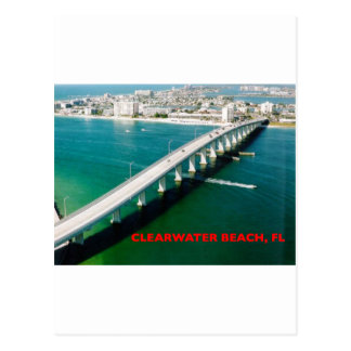 CLEARWATER BEACH FLORIDA POSTCARDS
