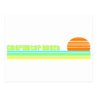 Clearwater Beach, Florida Postcards
