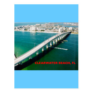 CLEARWATER BEACH FLORIDA POST CARDS