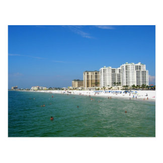 Clearwater Beach Postcard