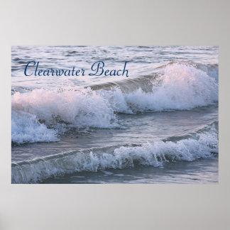 Clearwater Beach Print