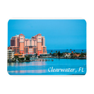 Clearwater Florida customized magnet