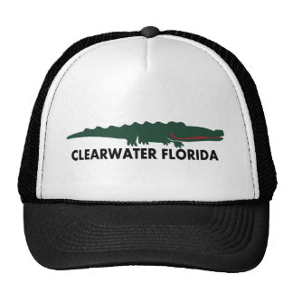 Clearwater Florida. Mesh Hats