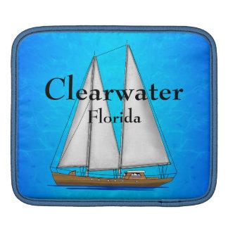Clearwater Florida iPad Sleeve