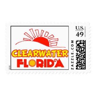 Clearwater, Florida Postage Stamps