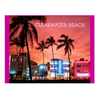 CLEARWATER, FLORIDA POSTCARD
