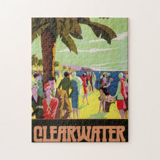 Clearwater Florida Puzzle