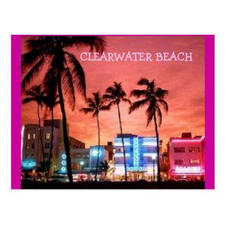 CLEARWATER, LA FLORIDA POSTALES