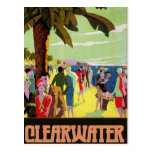 Clearwater la Florida Tarjetas Postales