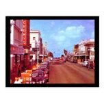 Clearwater, vintage de la Florida Postal