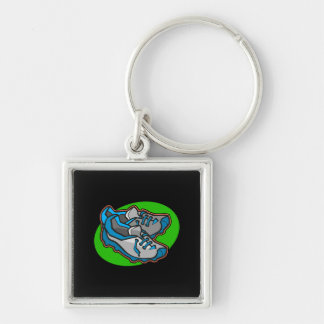 cleats keychain