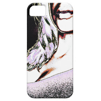 Cleavage Winter Graphic iPhone SE/5/5s Case