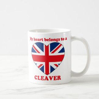 Cleaver Mugs