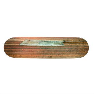 Cleaver Skateboard by Randomwhat