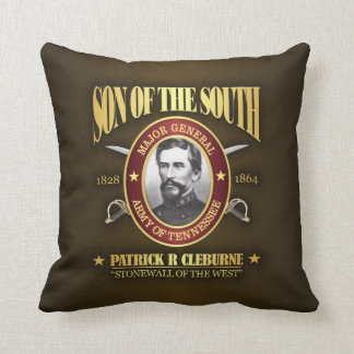 Cleburne (SOTS2) Throw Pillow