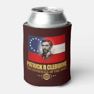 Cleburne (Southern Patriot) Can Cooler