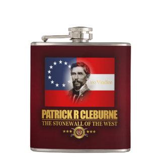 Cleburne (Southern Patriot) Flask