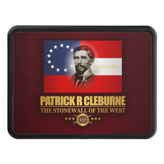 Cleburne (Southern Patriot) Trailer Hitch Cover