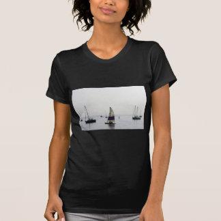 Cleethorpes early morning sailing t-shirt