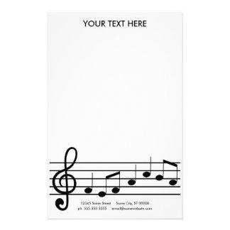clef agudo  papeleria de diseño