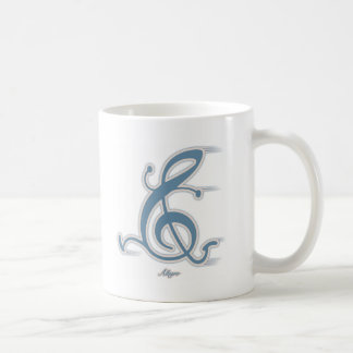 Clef allegro tazas