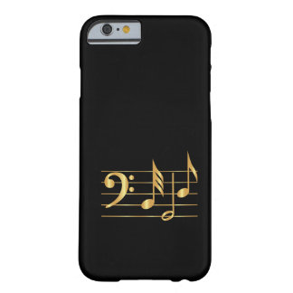 Clef bajo funda barely there iPhone 6
