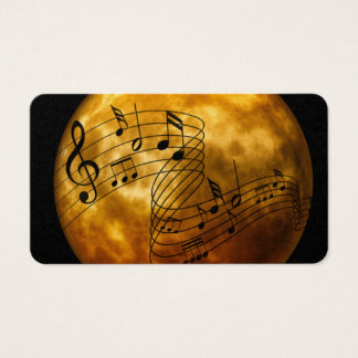 Clef Business Card