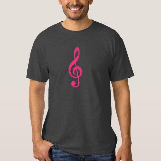 Clef de la nota de la música playera