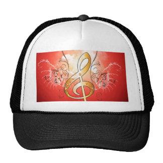 Clef Mesh Hat
